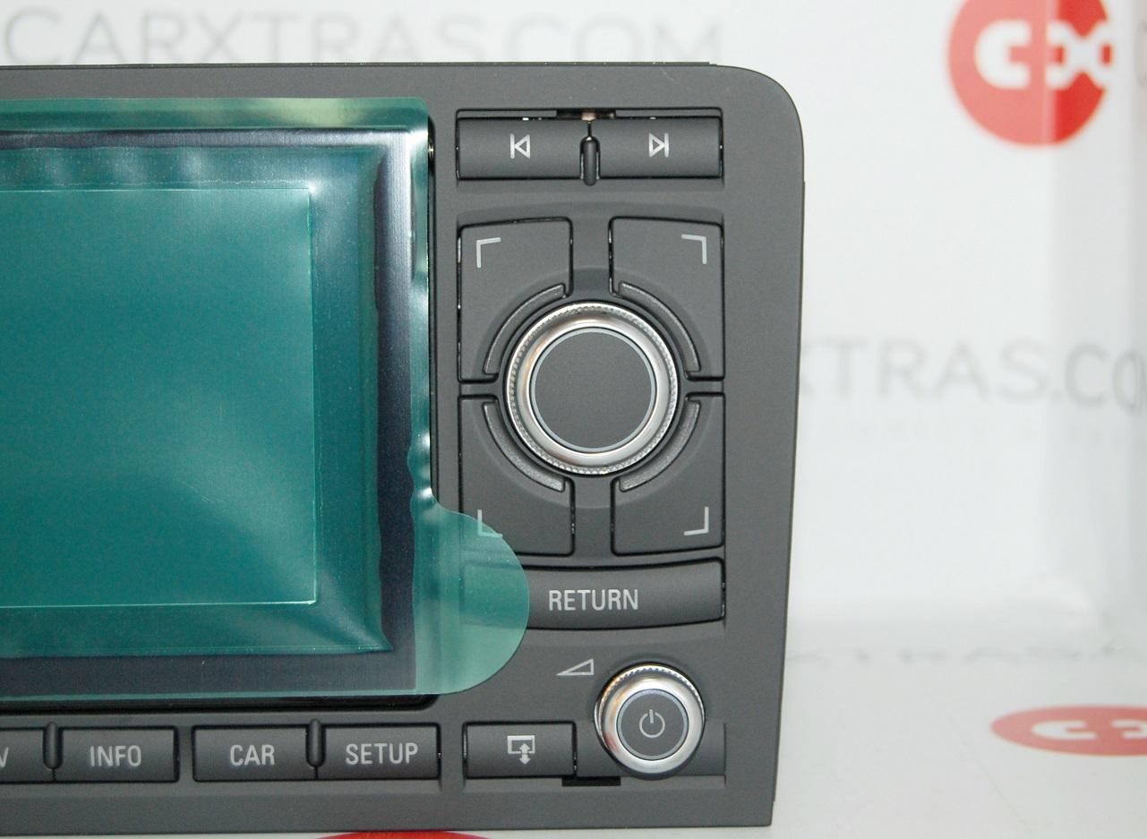 brand new audi a3 s3 rs3 8p rns e pu led sat nav 8p0035193. Black Bedroom Furniture Sets. Home Design Ideas