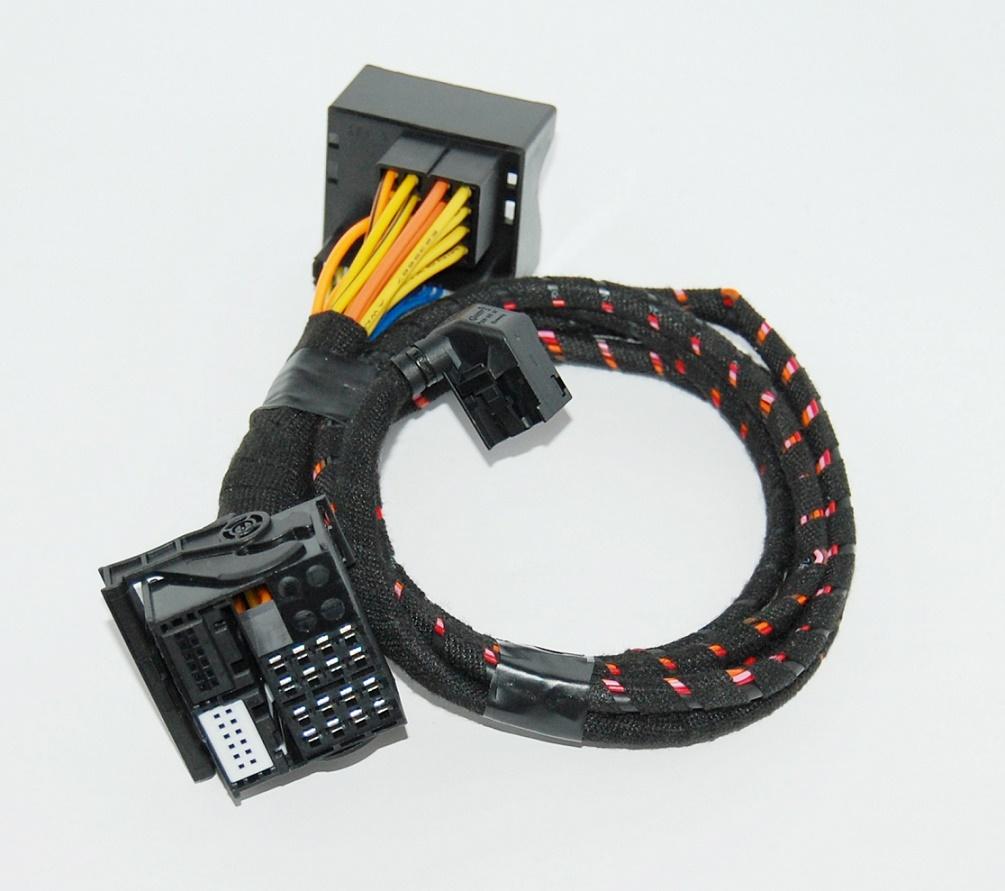 Aliexpress Com Buy Longate Rns510 Camera In Input: VW MEDIA IN INTERFACE MDI RNS510 MFD3 RETROFIT KIT USB