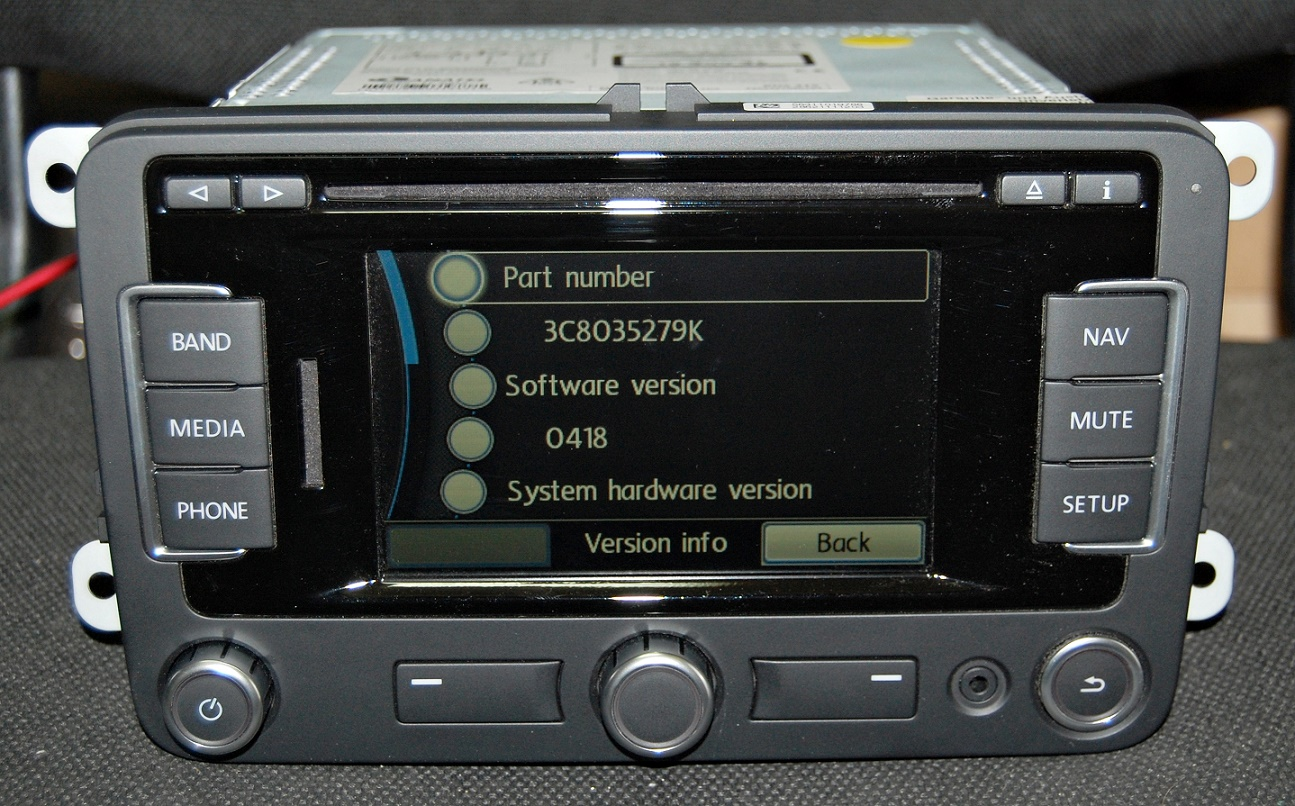 Rns 315 Firmware Iso